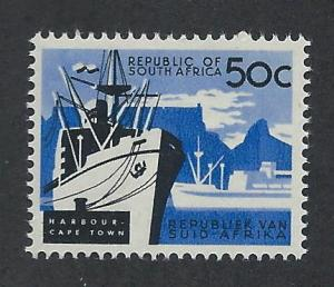 SOUTH AFRICA SC# 265 F-VF MNH 1961