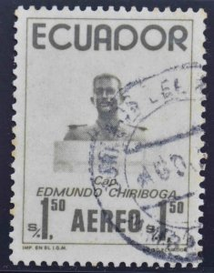 Ecuador Scott C536 Used