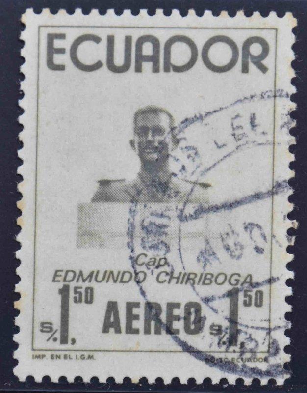 Ecuador Scott C536 Used