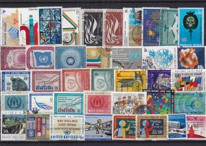 United Nations Stamps Ref 15723