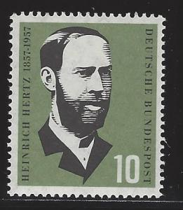 Germany Bund Scott # 762, mint nh