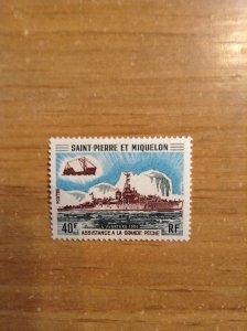St Pierre & Miquelon SC 410