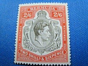 BERMUDA  1938  -  SCOTT # 124a   MLH