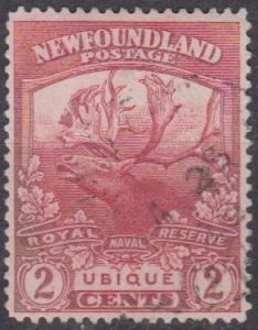 Newfoundland #116 F-VF Used (B1824)