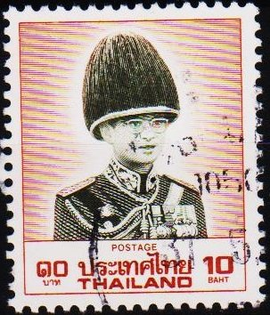 Thailand. 1988 10b S.G.1346 Fine Used