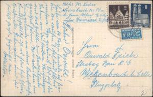 Germany Post-1950, Picture Postcards