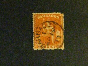 Barbados #31 used  a198.9208