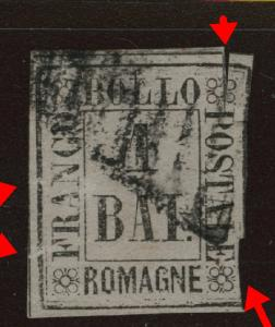 Romagna Scott 2 Used Faulty  1859