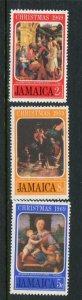 Jamaica MNH 292-4 Christmas 1969