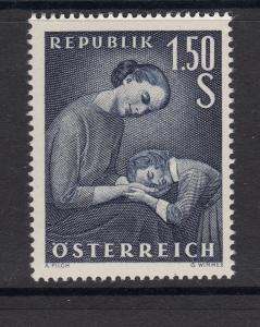 Austria 633 Mother's Day mnh