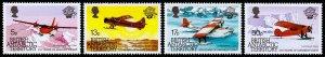 British Antarctic Territory Scott 117-120 (1983) Mint NH VF Complete Set C