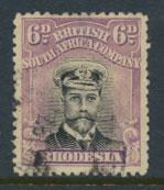 British South Africa Company / Rhodesia  SG 266 Used perf 14 see scans & details