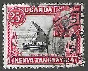 Kenya, Uganda, & Tanzania 75  Used
