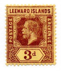 LEEWARD ISLANDS 72 MH SCV $8.50 BIN $4.25 ROYALTY