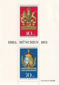 Germany #B502  MNH CV $3.00 (Z4774)