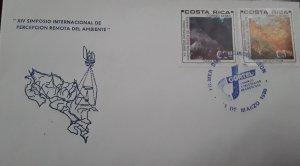 V) 1980 COSTA RICA, XIV INTERNATIONAL SYMPOSIUM REMOTE PERCEPTION OF THE ENVIRON