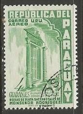 PARAGUAY C227 VFU O555-5