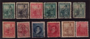 ARGENTINA - Lot of Stamps - Various Periods