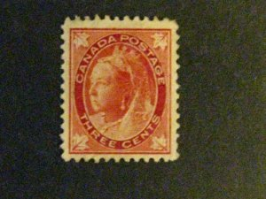Canada #69 mint hinged part og VF a1910.9685