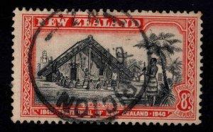 New Zealand Scott 238 Used Maori Council stamp