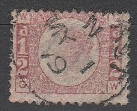 Great Britain #58 F-VF  Used  CV $22.00 (A2112)