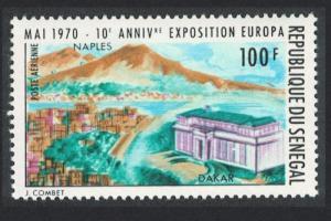 Senegal 10th 'Europa' Stamp Exhibition Naples 1970 MNH SG#428 SC#C80