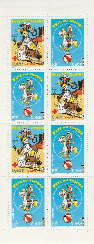 France #2935b   Complete Booklet CV $18.00 (A8799L)