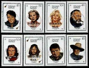 HERRICKSTAMP BARBUDA Sc.# 915-22 Elvis Presley Stamps