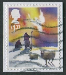 GREAT BRITAIN 2015 - £1.33 USED
