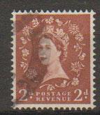 Great Britain SG 613a Used phosphor issue