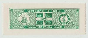 Philippin Fiscal Revenue cinderella stamp-5-02-  mint gum MNH large item