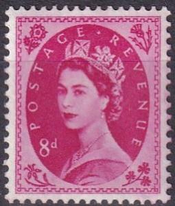 Great Britain #327 MNH CV $6.50 (A19415)