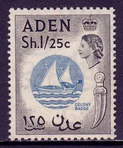 Aden - Scott #56 - MH - SCV $6.00
