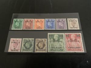 GB Somalia 21-31 LH