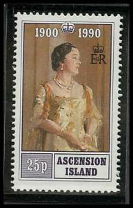 Ascension 491 Mint VF NH