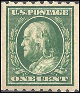 390 Mint,OG,HR... SCV $4.50