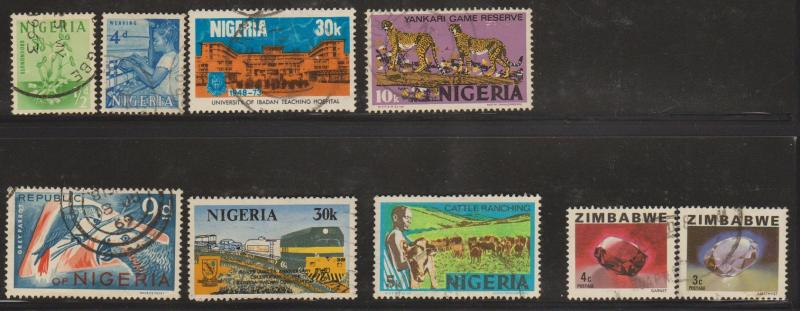 Africa Small Used Selection