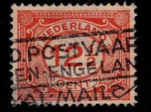Netherlands Scott 108 Used