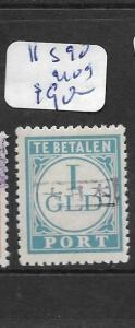 NETHERLAND INDIES JAPANESE OCCUPATION (P1402B) JSCA  11S90  MOG