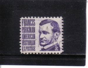 1281 - .03 Parkman used vf.