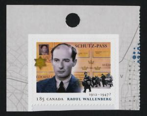 Canada 2618 MNH Raoul Wallenberg