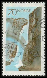 Norway 553 Used  VF