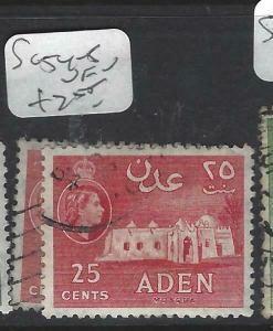 ADEN (P0204B)  QEII   25C     SG  54-5     VFU