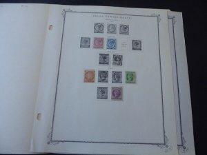 Prince Edward Island 1901-1962 Scott Specialty Album Pages