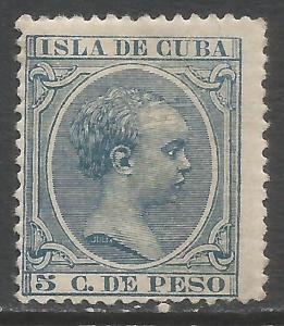 CUBA 146 MOG PELON E22-5