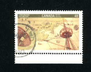 Canada #1406   -1   used VF 1992 PD