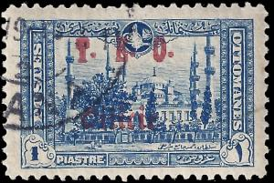 Cilicia 1919 YT 70 u f