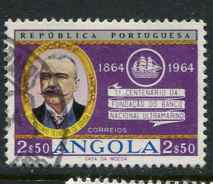 Angola #509 Used - Penny Auction