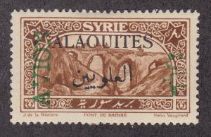 Alaouites Scott #C6 MH