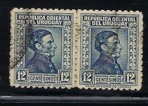 Uruguay 363 Used